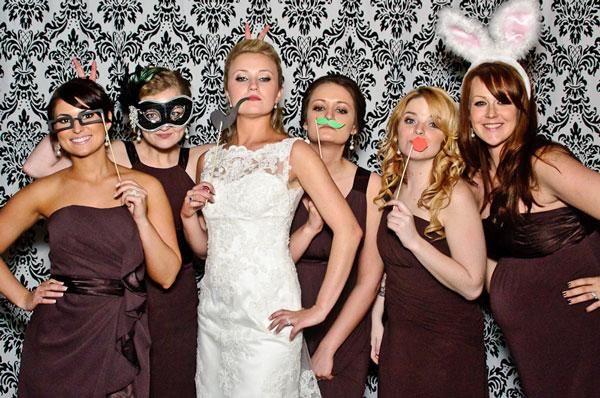 Photobooth mariage accessoires